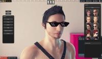 3DXChat gay simulationw with boy model creator