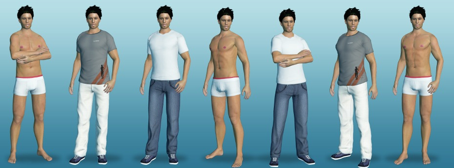 Chathouse 3D gay chat game with shemales online