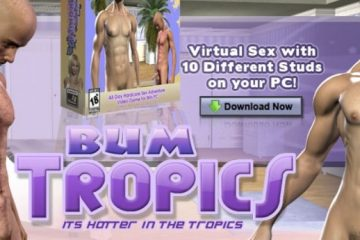 Download Bum Tropics gay game with XXX bums fucking