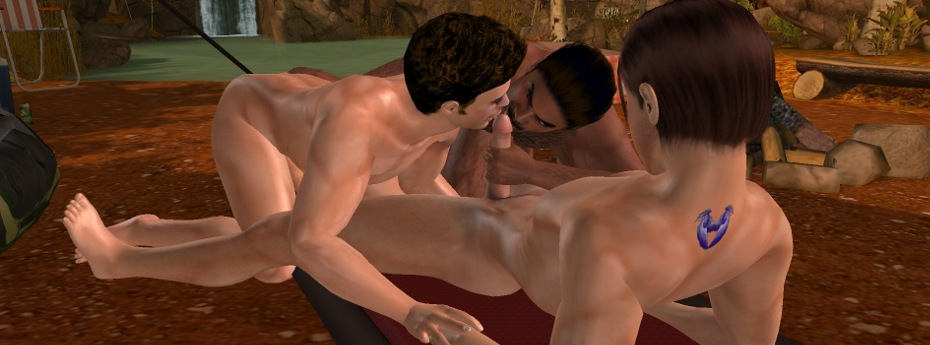 Download 3DGayVilla 2 for free to fuck 3D gays